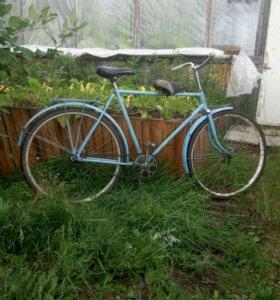 Велосипед СССР взрослый