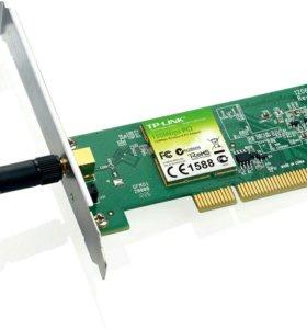 Адаптер wi-fi tp-link tl-wn751nd