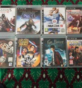 Игры на PlayStation все по 500₽