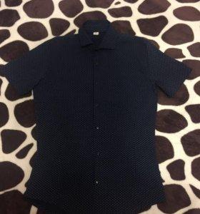 Рубашка мужская р.46