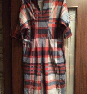 Платье на осень, 54 размер