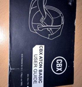 Продам автокресло для новорожденных CBX aton basic