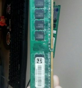 Оперативная память ОЗУ 3По 1GB