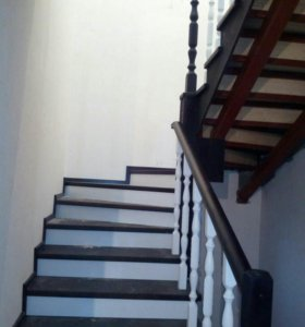 Лестницы изготовление и мантаж, реставрация и тд