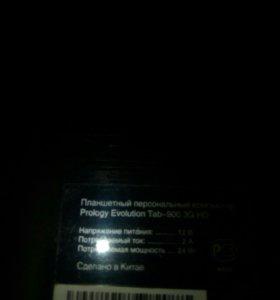 Планшет prology tab-900 3g hd
