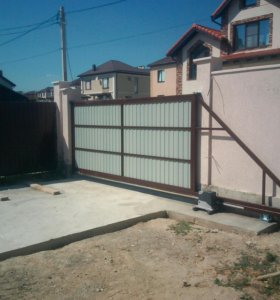Выполним бетонные работы заборы