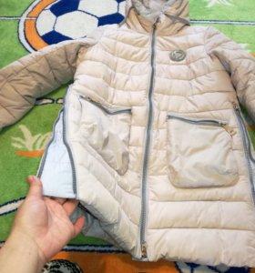 Куртка зима (и для беременных подойдёт )