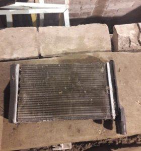 Радиатор салонный 08 09