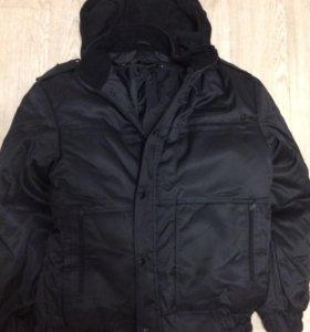 Куртка и штаны зимние черные