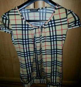 Футболка- блузка