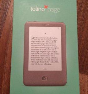 Электронная книга Tolino Page