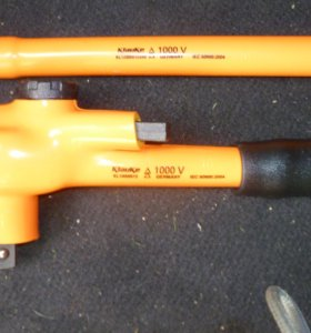 Продам Klauke KL1000IS12NM25 - ключ-трещётка 1/2 с