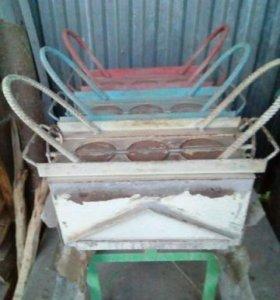 Продаю станок для изготовления блоков