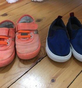 Детская обувь Zara.