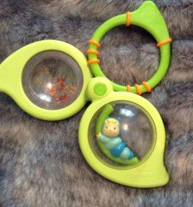 Развивашка для малышей Cotоons