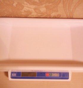 Весы электронные для новорожденных САША В1-15