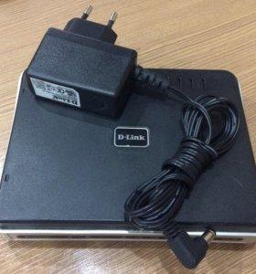 Маршрутизатор роутер D-Link DIR-100