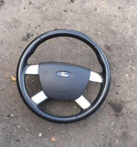 Руль кожа и подушка на Ford Focus 2, C-max ориг