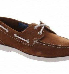 Туфли deck shoes, uk7, 26 см