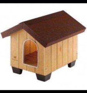 Домик для маленьких собак и кошек ferplast