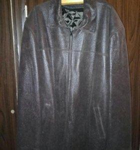 Куртка мужская кож.