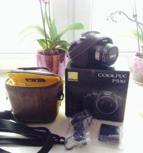 Фотоаппарат NIKON P530