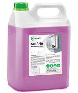 """Жидкое крем-мыло """"Milana"""" черника в йогурте( 5 кг)"""