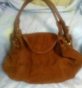 Рыжая сумка