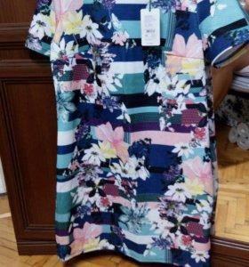 Платье летнее новое 46-48-50