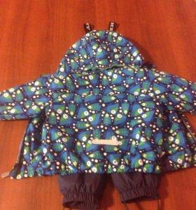 Осенний костюм Kerry размер 80+6