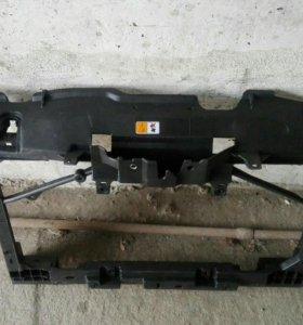 Суппорт радиаторов панель передняя Mazda 6 GH с 07