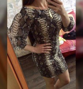 Очень красивое турецкое платье