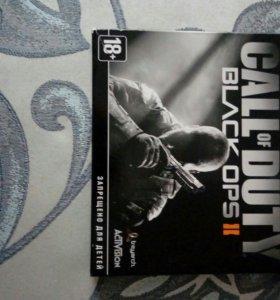 Продам CALL of DUTY BLACK OPS 2