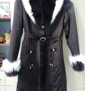 •новая цена• Пальто зимнее.