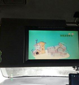 Автомобильный Телевизор