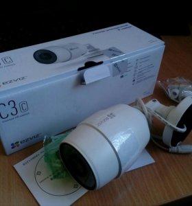 Уличная видеокамера с wi fi и micro cd