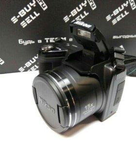 Арт 1022 Фотоаппарат Nikon L110