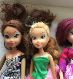 Кукла winx