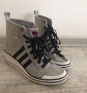 Сникерсы кеды Adidas Neo