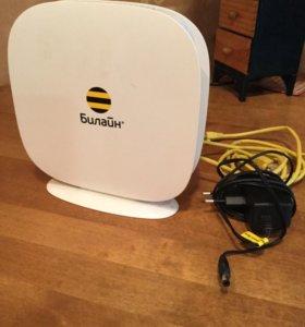 Роутер Домашний интернет Билайн Smart Box