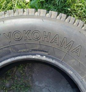 Автошины YOKOHAMA