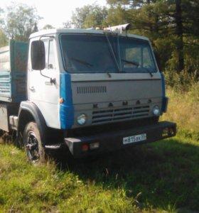 Продам КАМАЗ 5320 с прицепом