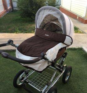 Продам коляску-трансформер Geoby
