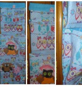 кармашки для шкафчика в детский сад.