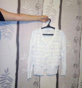Блузки, кофты