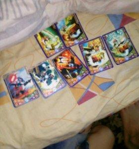Карточки chima