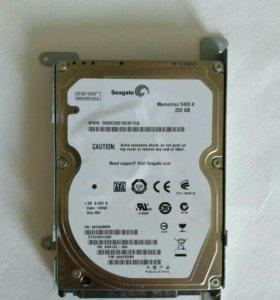 Жёсткий диск Seagate momentus 5400.6 250GB