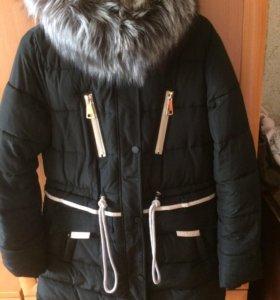 Зимняя куртка подойдёт беременным