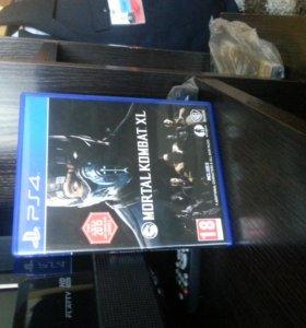 *Mortal Kombat XL (PS4)