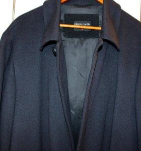 Пальто мужское кашемировое pierre cardin